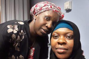 Maryam and Mariam