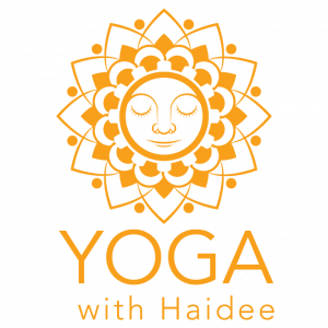 Yoga with Haidee logo
